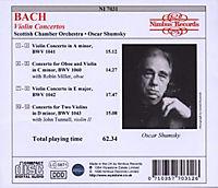 Violin Concerti - Produktdetailbild 1