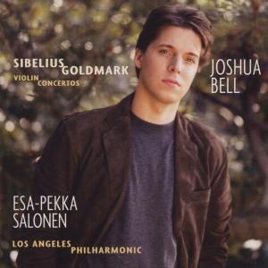 Violin Concertos, Joshua Bell, Esa-Pekka Salonen, La Philharmonic