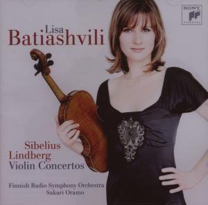 Violin Concertos, Lisa Batiashvili