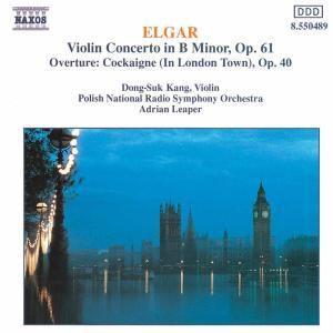 Violin Konzert H-Moll*Naxos, Kang, Leaper, Poln.Staatl.RSO