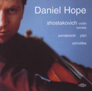 Violin Sonata, Daniel Hope