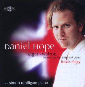 Violin Sonatas, Daniel Hope, Simon Mulligan