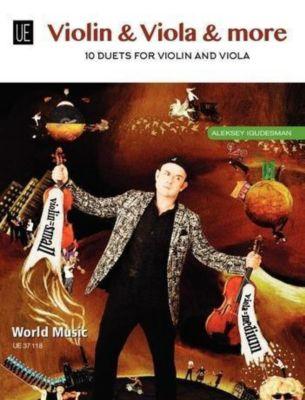 Violin, Viola & More