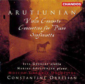 Violinkonzert/+, Grubert, Orbelian, Moko
