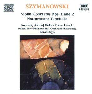 Violinkonzert 1&2*Kulka, Kulka, Lasocki, Stryja