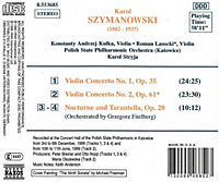 Violinkonzert 1&2*Kulka - Produktdetailbild 1