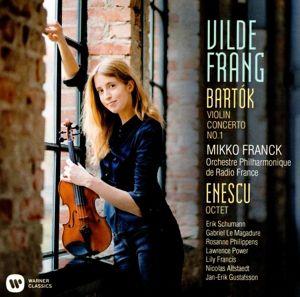 Violinkonzert 1/Streicheroktett, Vilde Frang, Nicolas Altstaedt, Mikko Franck, Oprf