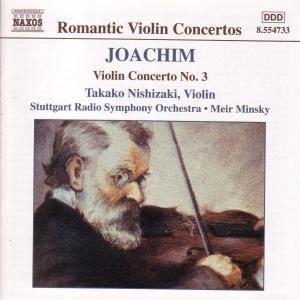 Violinkonzert 3, Takako Nishizaki, Meir Minsky