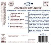 Violinkonzert 3 - Produktdetailbild 1