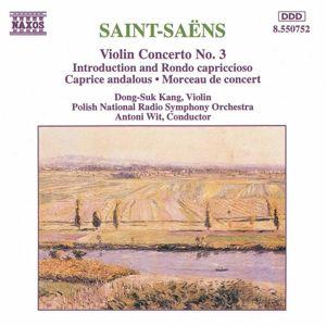 Violinkonzert 3/+, Kang, Wit, Poln.Nrso