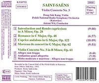 Violinkonzert 3/+ - Produktdetailbild 1