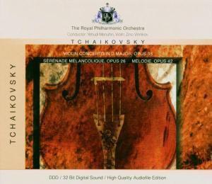 Violinkonzert D-Dur, Rpo