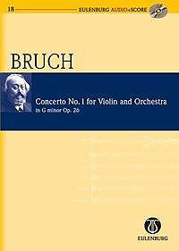 bruch violin concerto in g minor pdf