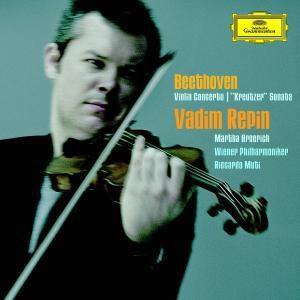Violinkonzert Op.61/Violinsonate Op.47, Vadim Repin, Martha Argerich