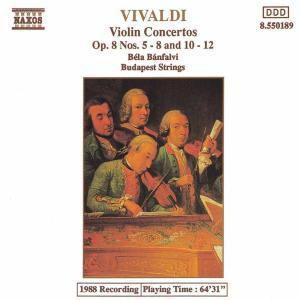 Violinkonzerte, Banfalvi, Bustr