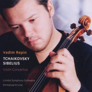 Violinkonzerte, Vadim Repin, E. Krivine, Lso