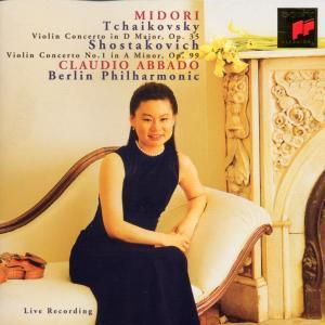 Violinkonzerte, Midori, Claudio Abbado, Bp