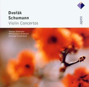 Violinkonzerte, Th. Zehetmair, E. Inbal, Philharmonia Orchestra