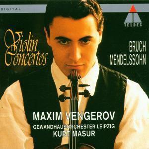 Violinkonzerte, Masur, Gol, Vengerov