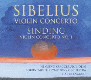 Violinkonzerte, Kraggerud, Engeset, Bournemouth