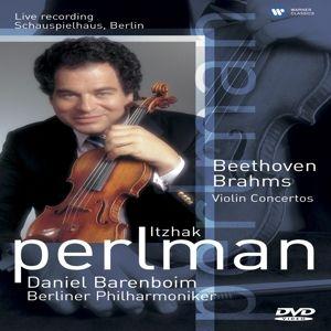 Violinkonzerte, Perlman, Bp, Barenboim
