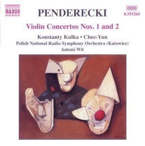 Violinkonzerte 1+2, Kulka, Chee-Yun, Wit, Pnrso