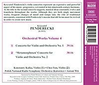 Violinkonzerte 1& 2 - Produktdetailbild 1