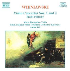 Violinkonzerte 1+2/Fantasie, Bisengaliev, Wit, Poln.Nat.RSO
