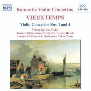 Violinkonzerte 1&4*Keylin,Mish, Misha Keylin, Burkh, Yuasa