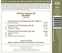 Violinkonzerte 1,8+9 - Produktdetailbild 1