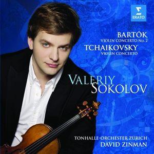 Violinkonzerte, Valery Sokolov, Zinman, Toz