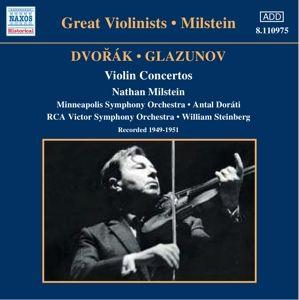 Violinkonzerte, Nathan Milstein, Dorati, Steinbe