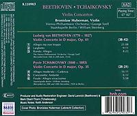 Violinkonzerte - Produktdetailbild 1
