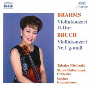 Violinkonzerte, Nishizaki, Gunzenhauser