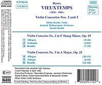 Violinkonzerte 2+3 - Produktdetailbild 1