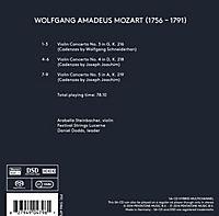 Violinkonzerte 3-5 - Produktdetailbild 1