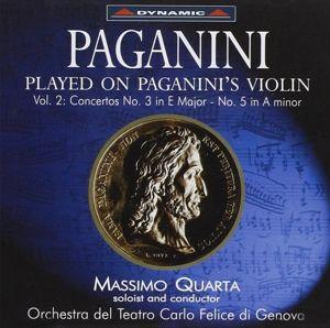 Violinkonzerte 3 Und 5, Massimo Quarta