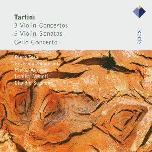 Violinkonzerte/cellokonz., Pierre Amoyal, C. Scimone, Isv