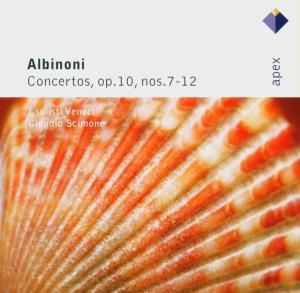 Violinkonzerte Op.10,7-12, Toso, Carmigola, C. Scimone, Isv