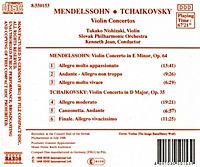 Violinkonzerte Op.64+Op.35 - Produktdetailbild 1