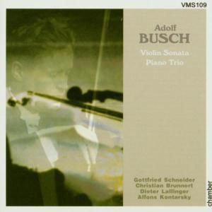 Violinsonate 2/trio, Schneider, Brunnert, Lallinger