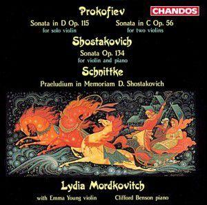 Violinsonaten, Mordkovitch, Young, Benson