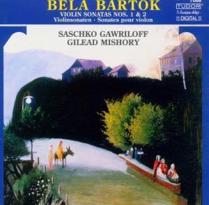 Violinsonaten 1+2, Saschko Gawriloff, G. Mishory