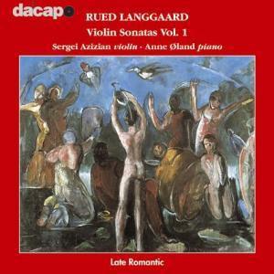 Violinsonaten 1+2, Serguei Azizian, Anne Oland