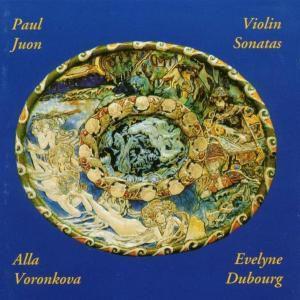 Violinsonaten, Alla Voronkova, Evelyne Dubourg