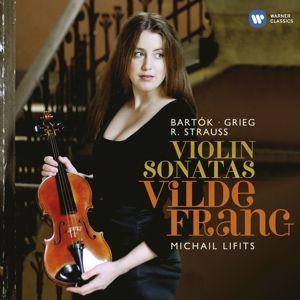 Violinsonaten, Vilde Frang, Michail Lifits
