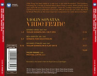 Violinsonaten - Produktdetailbild 1