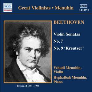 Violinsonaten 7+9, Yehudi Menuhin, H. Menuhin