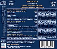 Violinsonaten 7+9 - Produktdetailbild 1