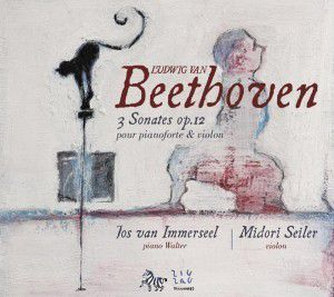 Violinsonaten Op. 12 Nr.1 - 3, Midori C. Seiler, Jos Van Immerseel